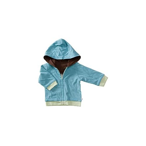 All-natural Year Round Reversible Hoodie Jacket