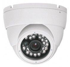 Vizoid VZ-C116-252002 650TVL IR Dome CCTV Camera