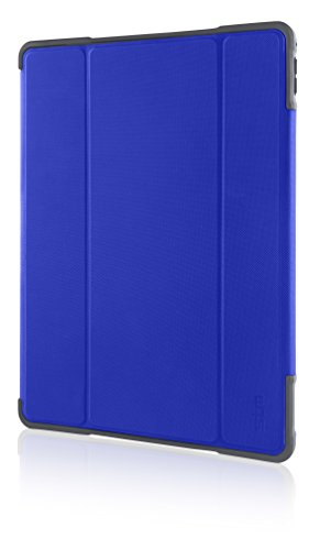 STM Bags Dux Plus Cover per iPad Pro 12.9, Blu