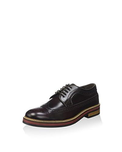 CORTEFIEL Zapatos derby Chocolate