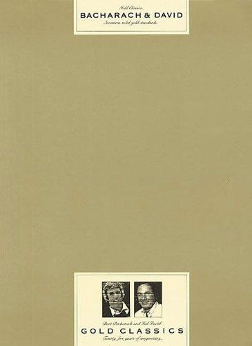 Bacharach & David: Gold Classics