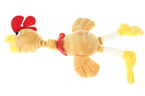 Slingshot Style Flying Screaming Animal Plush Toys(Chicken) (Rubber Chicken Slingshot compare prices)