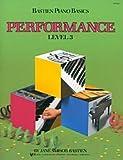 Bastien Piano Basics: Performance, Level 3