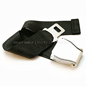 Airplane Seat Belt Extender