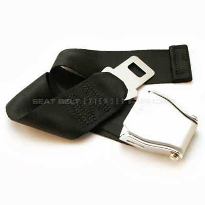 Airplane Seat Belt Extender front-1064442