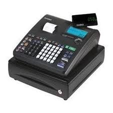 CASIO PCR T470 96 DEPT THERMAL CASH REGISTER PCRT470 by CASIO