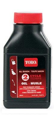 Toro M/R Blwr/Trmmr 38901 Natural Organic 2Cyc All Seas Oil, 2.6 oz (Toro 2 Cycle Engine Oil compare prices)