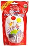 Yummy Earth Organic Lollipops Assorted Flavors 8212 3 oz
