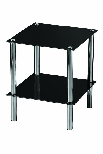premier-housewares-2-tier-end-table-with-black-glass-shelves-and-chrome-frame