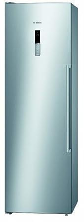 Bosch KSV36BI30 réfrigérateur - réfrigérateurs (Autonome, Acier inoxydable, A++, Gauche, SN, ST, T, senseur)