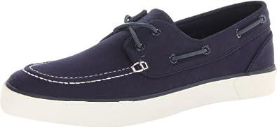 Polo Ralph Lauren Men's Sander P Fashion Sneaker,Newport Navy,8.5 D US