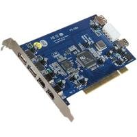 Belkin FIREWIRE/USB 2.0 PCI CARD * 3-USB/2-FIREWIRE PCI CARD
