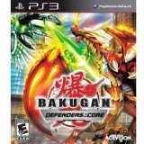BAKUGAN Defenders of the Core Playstation3 - 1