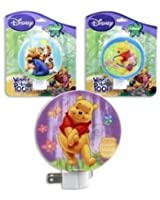 Winnie The Pooh Night Light (Designs may vary)