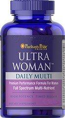 Puritan'S Pride Ultra Women Daily Multi Timed Release 180-Caplets
