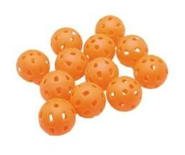 Proactive 12-Pack Deluxe Practice Balls - Orange - 1