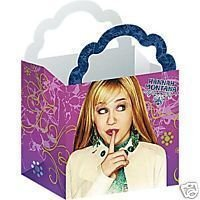 Hannah Montana Favor Purses 4ct - 1