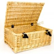 Wicker Gift Hamper Basket - Size 2