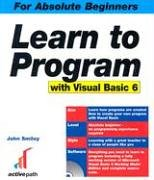 Learn to Program with Visual Basic 6