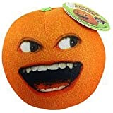 Annoying Orange 8 Inch Large Plush Figure Laughing Orange with SOUND