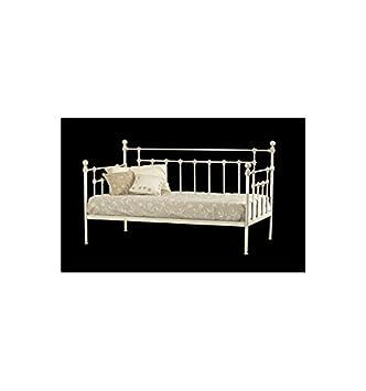 Sofá cama de forja Antix - Gris sumi patinado