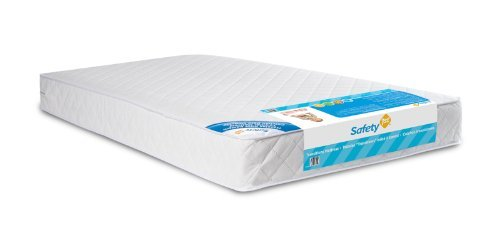 Safety 1St Transitions Baby And Toddler Mattress, White, Garden, Lawn, Maintenance