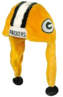[NFL Green Bay Packers 2012 Short Helmet Hat] (Male Football Player Costume)