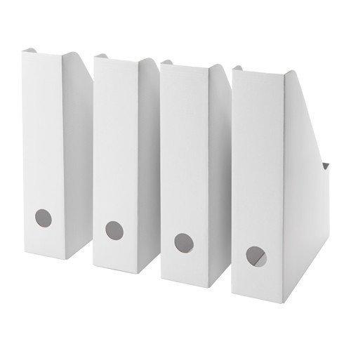 ikea-fluns-white-magazine-file-holder-pack-of-4-by-fulns