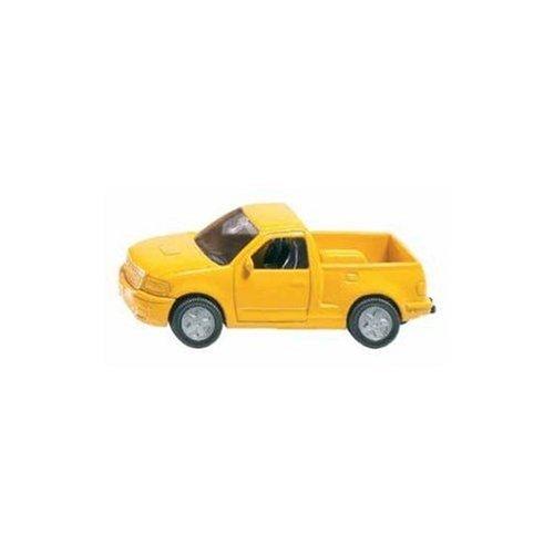 SIKU Yellow Pick Up Truck - Buy SIKU Yellow Pick Up Truck - Purchase SIKU Yellow Pick Up Truck (Siku, Toys & Games,Categories,Play Vehicles)