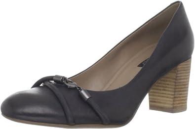 (速抢)ECCO爱步女士南特山羊皮高跟鞋Women's Nantes Pump 黑色 $81.20