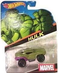 Hot Wheels, Marvel, Hulk