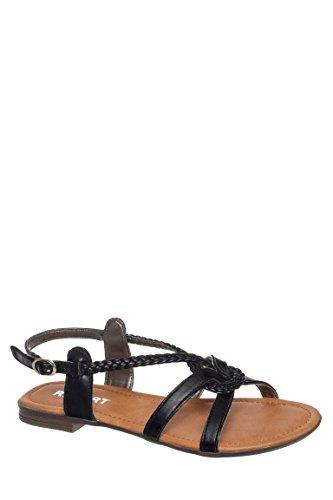 Graden Low Heel Flat Sandal