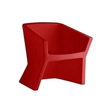 Slide Exofa Poltrona Rosso fiamma