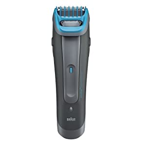 Braun Cruzer 6 Beard and Head Trimmer, 1 Count