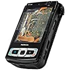 Cellet Nokia N95 8GB Elite Leather Case with Cellet Swivel Clip & Spring Belt Clip