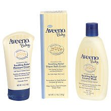 Aveeno Baby Soothing Relief Gift Set, 16.7 Ounce
