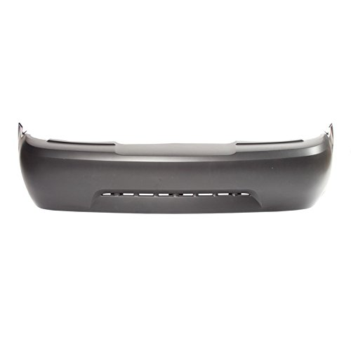 CarPartsDepot 1999-2004 Ford Mustang Rear Bumper Cover Primed s XR3Z17K835AA 3.8L w/o Decal (1999 Mustang Rear Bumper Cover compare prices)