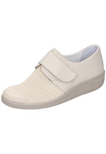 Comfortabel, Mocassini donna Bianco bianco, Bianco (Crema), 38 EU