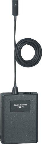 Audio Technica Pro PRO70 Microfono a Condensatore Lavalier da Strumenti