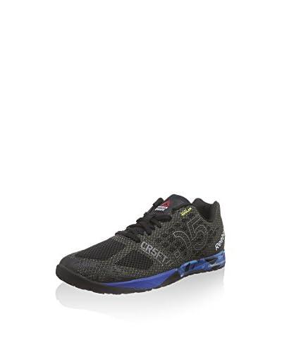 Reebok Sneaker R Crossfit Nano 5.0 [Nero/Blu/Grigio]