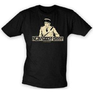 Louis de Funes T-Shirt no! MA! WOW! Gendarmi taglia M
