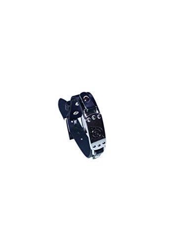 Letshopping® Naruto Konoha Logo Punk Bangle Bracelet Strap