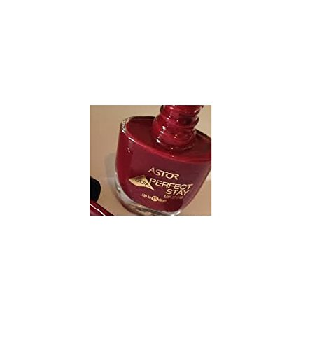 Astor PERFECT STAY Gel Shine Nagellack 12 ml - 410 Hot Plump