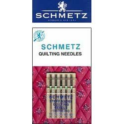 Why Choose Schmetz Quilt Machine Needles 5/Pk- Size 11/75
