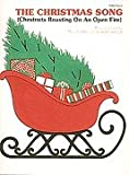 img - for Christmas Song, the (Chestnuts Roasting on an Open Fire) (Piano Solo Sheets, Sheet Music) book / textbook / text book