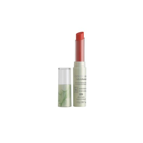 Covergirl Natureluxe Gloss Balm Anemone 225, 0.067-Ounce