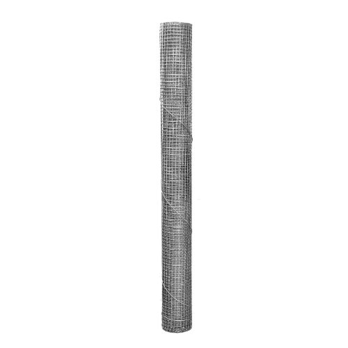1/4 Inch Mesh 24 Inch Tall x 5 Feet Long Hardware Cloth (Chicken Wire Roll compare prices)