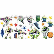 Blue Mountain Wallcoverings GAPP1761 Disney Toy Story Self-Stick Room Appliques