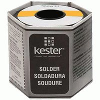 Kester 44 Rosin Core Solder 63/37 .015