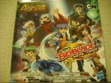 Beyblade Metal Fusion Training DVD All Access